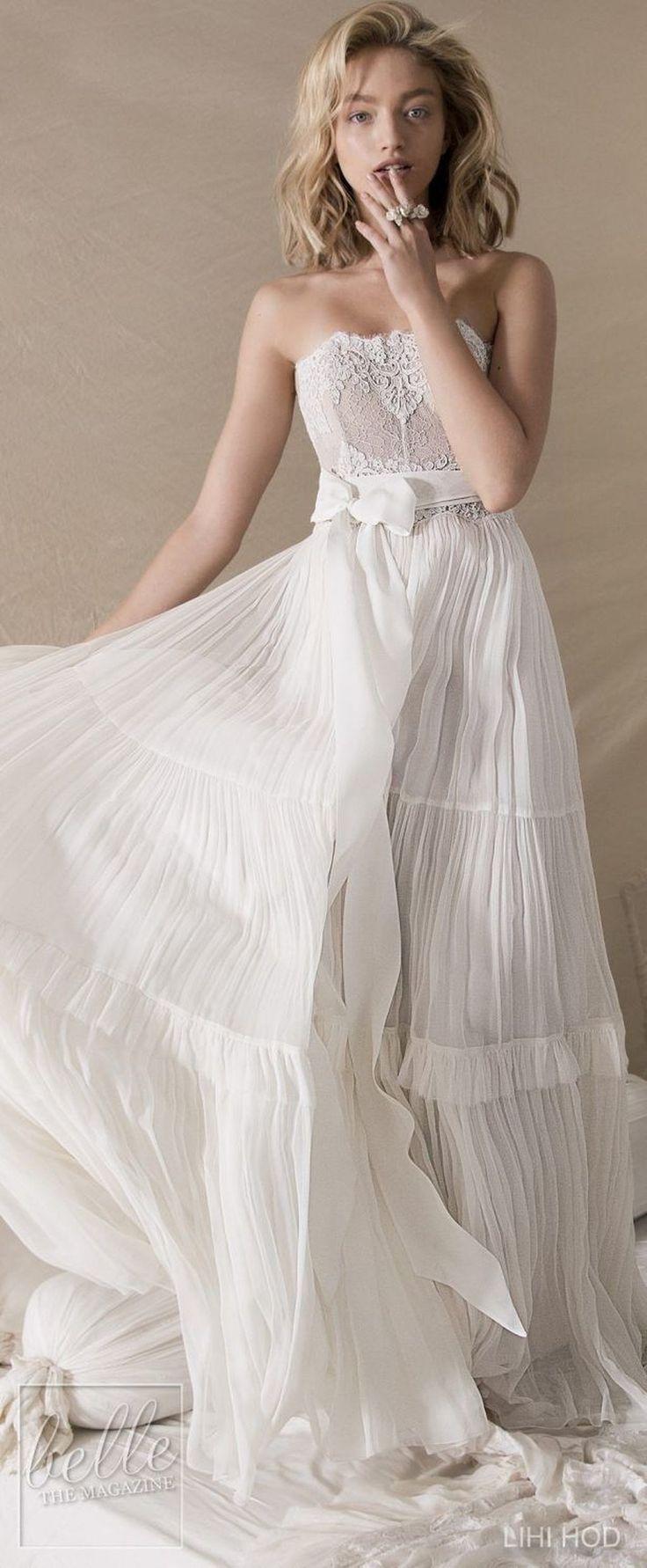 The 84 best BRAUTMODE images on Pinterest | Wedding frocks ...