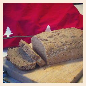 Low sugar zucchini bread