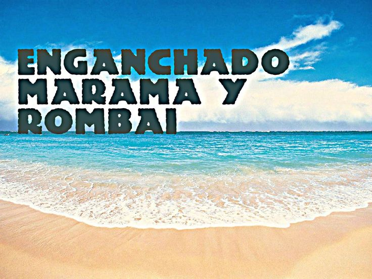 Enganchado 2015 |Marama y Rombai|