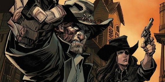 DC's Legends of Tomorrow Casts Johnathon Schaech as Jonah Hex