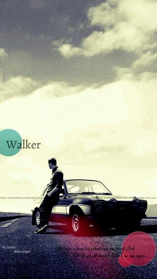 Paul walker best actor ever..!!!