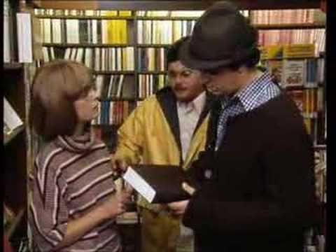 Gerhard Polt: Im Buchladen