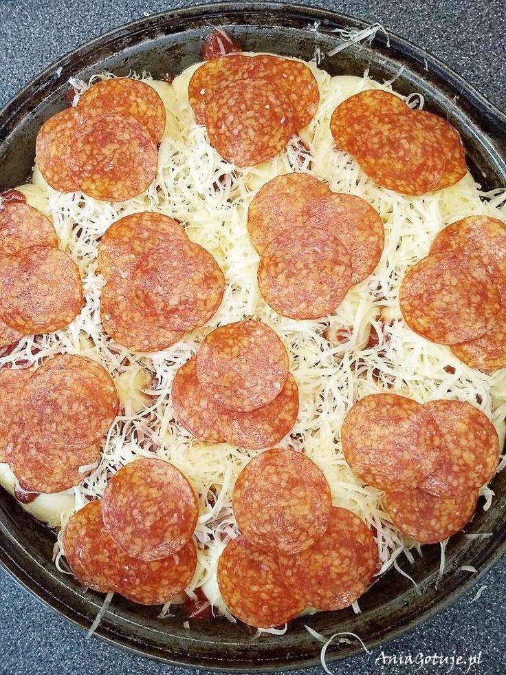 Domowa pizza balls