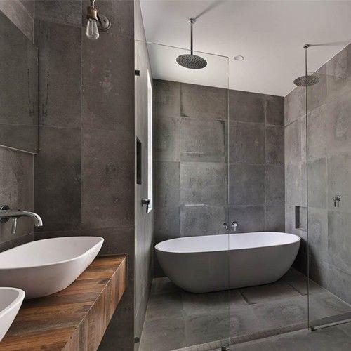 168 best badkamers modern klein images on Pinterest | Bathing ...