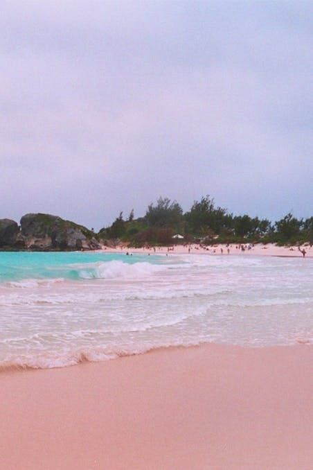 95769176a4 The 9 Most Beautiful Pink Sand Beaches in the World , this one Horseshoe Bay  in Bermuda