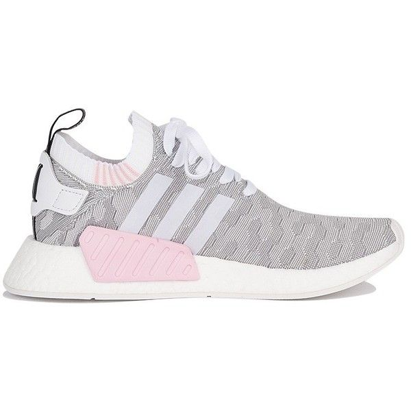 Adidas Womens nmd_r2 Pk W (2.272.560 IDR) ? liked on Polyvore featuring
