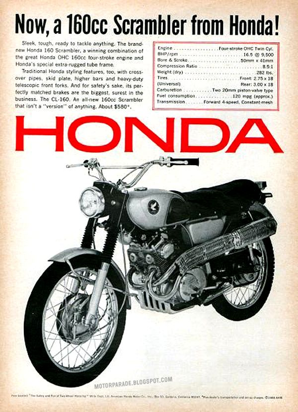 9 best honda cl50 images on pinterest   honda, search and motorcycles