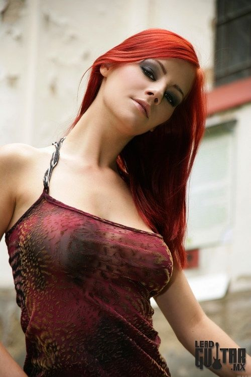 Christian singer redhead properties