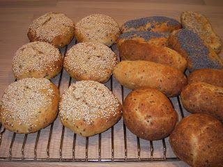 Glutenfrie fristelser: Grovboller, pølsebrød og franskhotdog, glutenfri