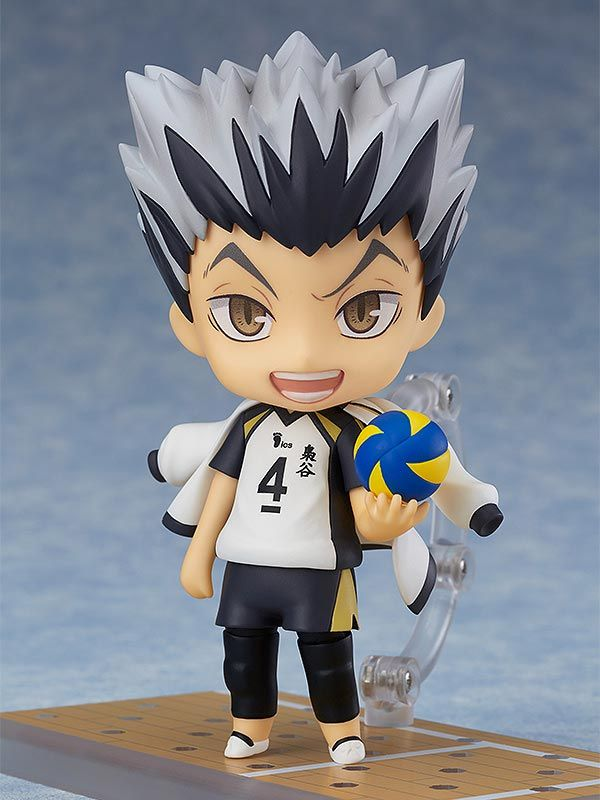 Buy PVC figures - Haikyu!! PVC Figure - Nendoroid Bokuto Koutaro - Archonia.com