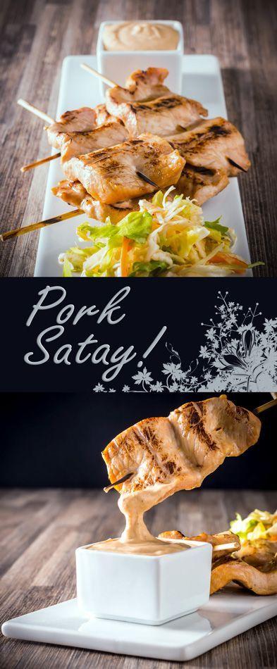 how to make simple peanut satay sauce