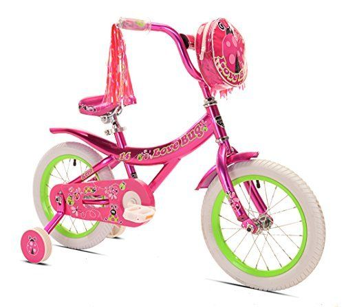 Kent Love Bug Bike, 14-Inch by Kent. Kent Love Bug Bike, 14-Inch. 14 inch.