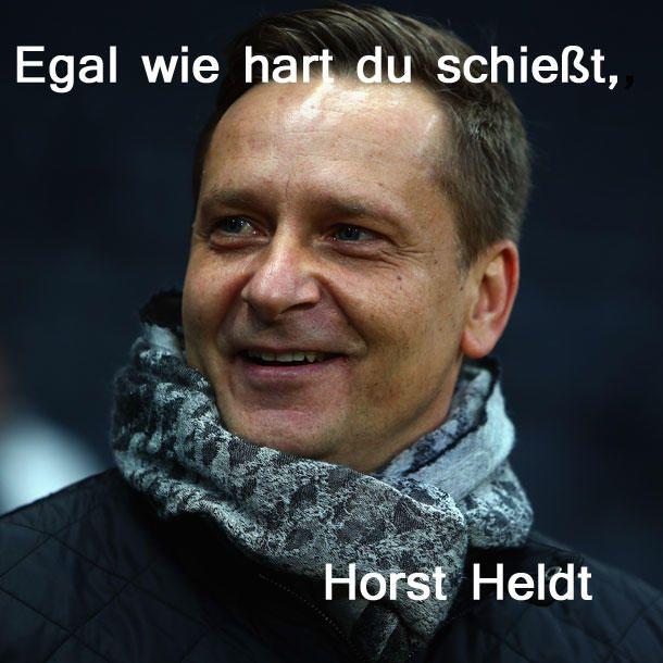 Egal wie Witze Horst Heldt
