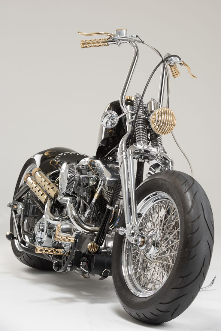 Love this!  Needs more copper, but I love the look.  Could make this a very steampunk ride :D