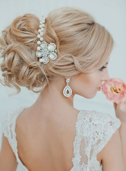 Jaw-Dropping-Wedding-Updo-Hairstyles-for-Bride