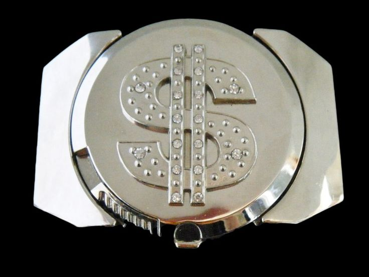 Dollar Sign Money Cash Usa Currency Lighter Belt Buckle Belts Buckles #Coolbuckles #dollarsign #money #lighter #flintlighter #lighterbuckle #beltbuckle