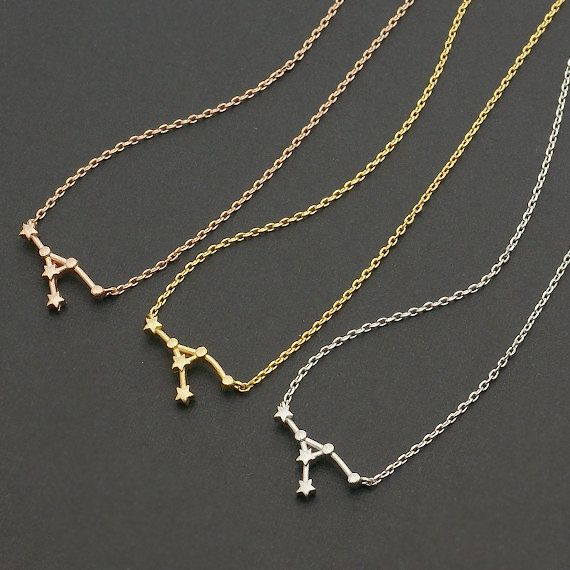 10pcs/lot New Arrival! Cancer Zodiac Sign Necklace Astrology Constellation Jewelry for Women Star Sign Necklace