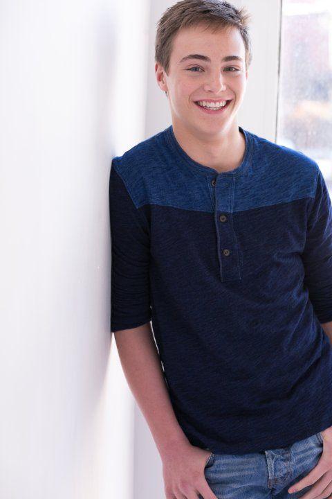 Kevin G. Quinn - He's 18!