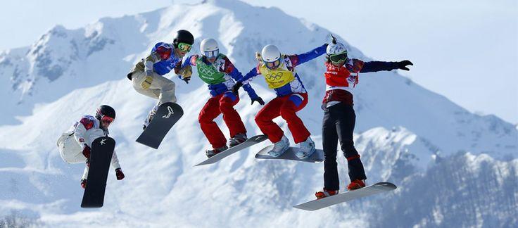 Olympic Sochi: Khoảnh khắc đẹp sau 12 ngày thi đấu