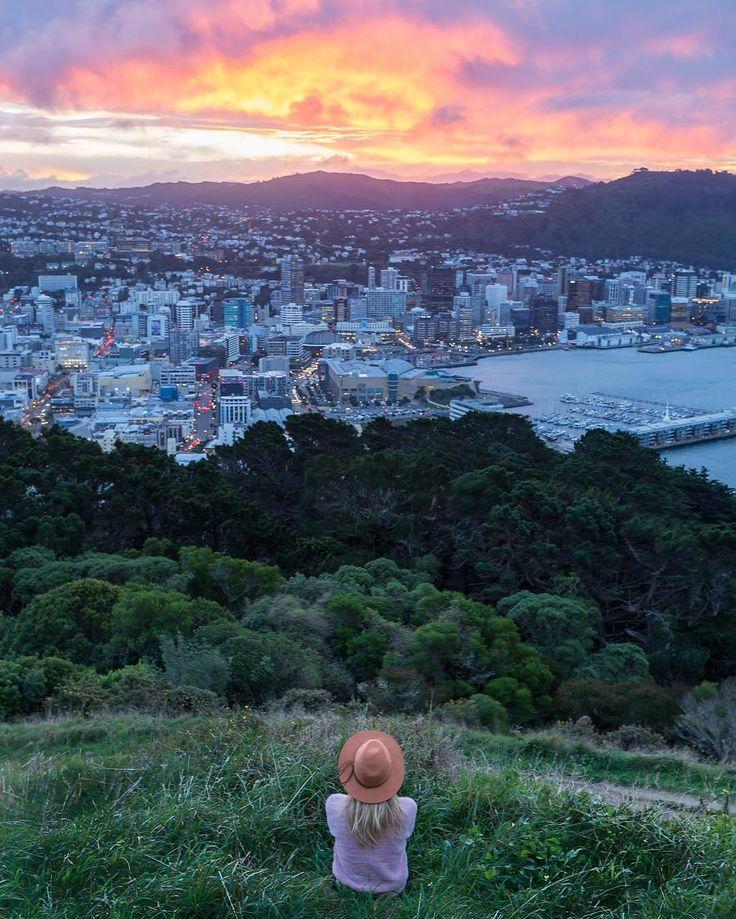 Wellington Nouvelle-Zélande