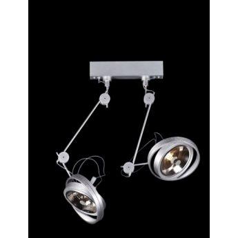 Nowoczesny reflektor sufitowy z serii Moi - producent Chors. #Chors #Moi #polski_producent_lamp #polskie_lampy #lampy_do_biura #modern #design #interior #lampy_kraków #abanet #abanet_kraków #abanet_lampy