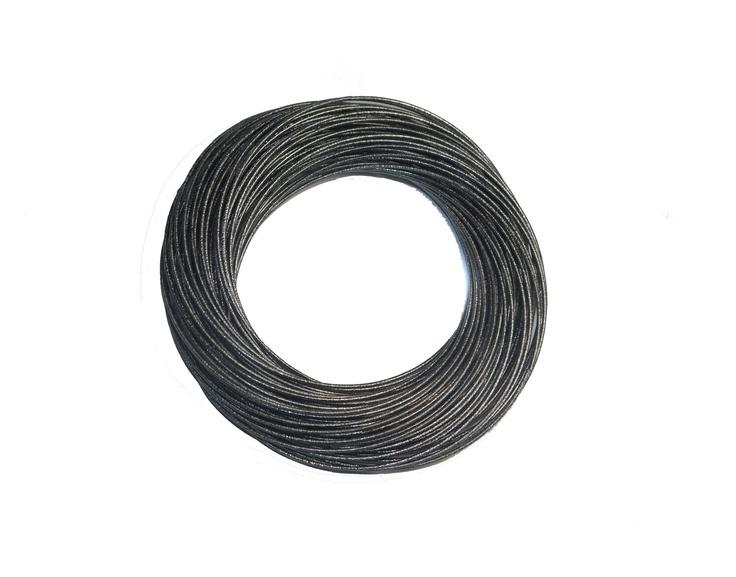 Sam Ubhi Costume Collection Gunmetal Black Slinky Bracelet - SAM UBHI Jewellery & Bags - Boston & Boston by BRAND