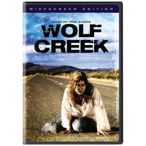 Wolf Creek - Australian Movie...forgot about this one! Based on true