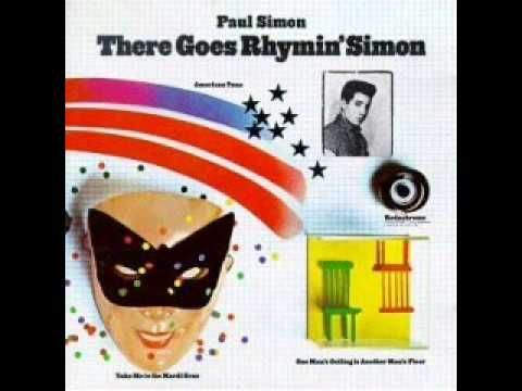 Paul Simon - American Tune (LP version)~Another of my favorites,