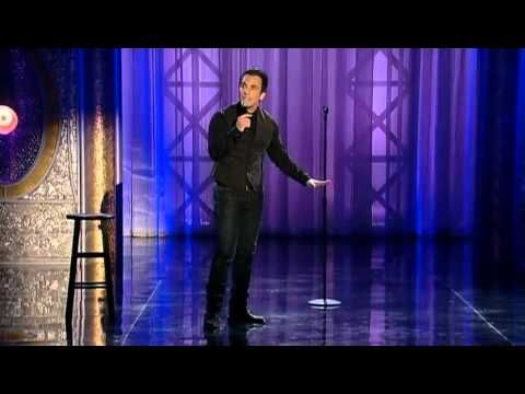 "Sebastian Maniscalco:  Doorbell & Company  This is sooo true!  Especially the ""SANKA"" part!"