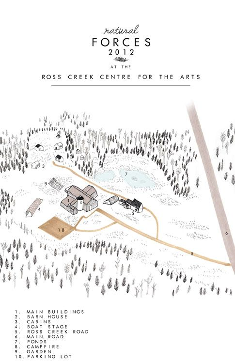 Ross Creek Centre for the Arts - Sarah Burwash