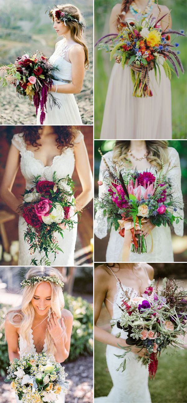 Bohemian Wedding Ideas Colorful And Laura