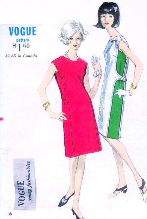 479 best Dress pattern ideas images on Pinterest   Vintage fashion ...