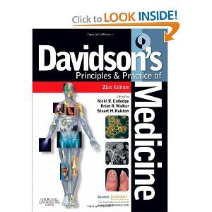 Davidsons Principles and Practice of Medicine 21st edition PDF