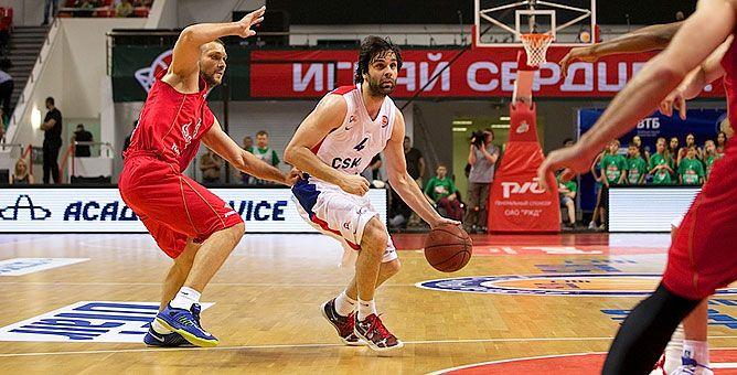 Milos Teodosic #CSKAMoscow