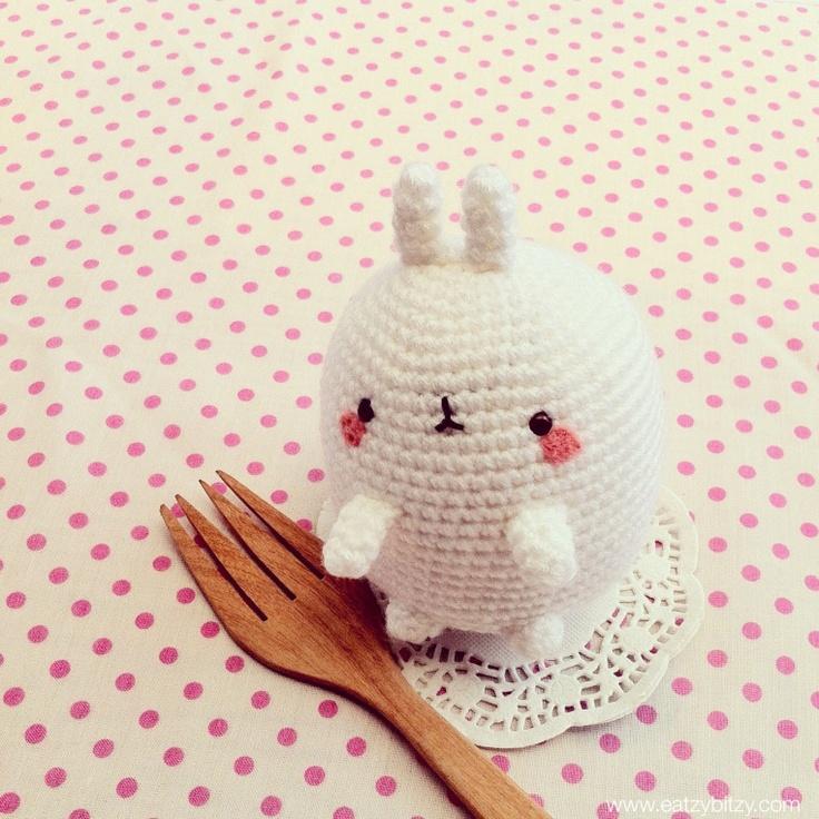 Molang, bunny, rabbit, bunny bento, rabbit bento, easter bunny bento, easter bento, crochet, amigurumi, kawaii, cute, cute bento, food, food art, creative, crafts, crafting, hand craft, homemade, homecook, obento, bento, #amigurumi