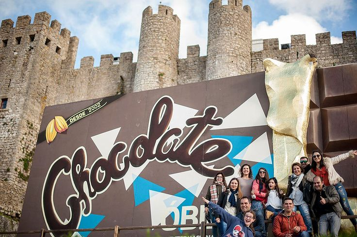 #Portugal #Events To #Travel For In 2017 according to @Flysteincom 14-02-2017 | Portugal is a country that loves to celebrate. Be it food, music, theatre or sports - everyone will find something to enjoy. #VisitPortugal #wine #foodie #music #culture #sports Photo: Chocolate festival, Obidos - March 10th – April 2nd, 2017