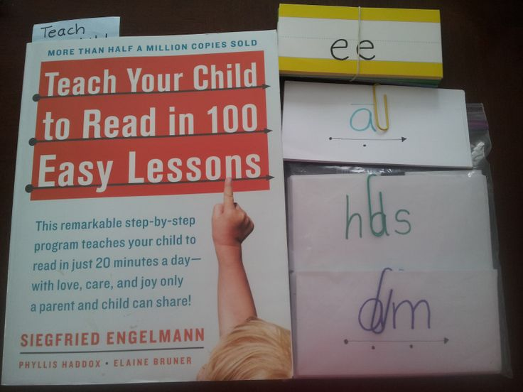 Teach Your Child To Read in 100 Easy Lessons by Siegrfried Engelmann with handmade flashcards $6 SRAs DISTAR® is the most successful beginning reading program available to schools across the country. Research has proven that children taught by DISTAR outperform their peers who receive instruction from other programs. Now adapted for parent and child to use at home. Complete, step-by-step program that shows parents simply and clearly how to teach their children to read. nrgmine@yahoo.ca
