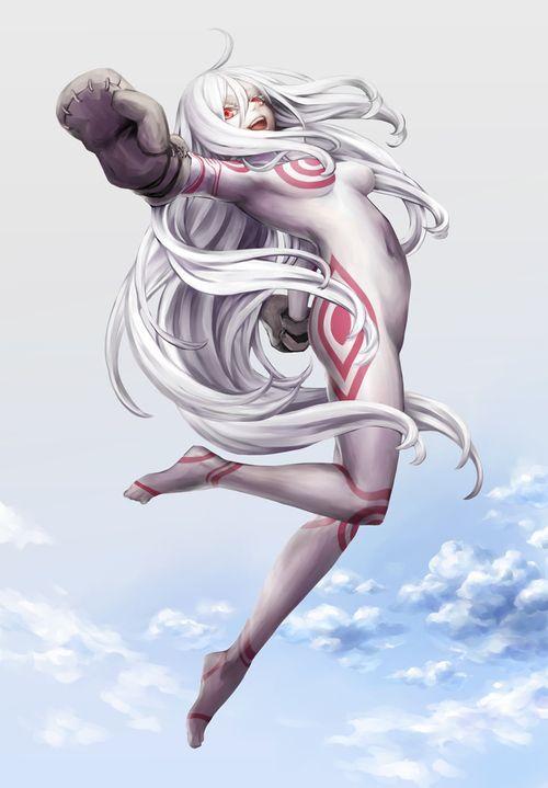 <3 Shiro from Deadman Wonderland: