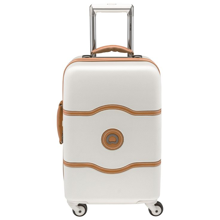 DELSEY - CHATELET VALISE TROLLEY CABINE 4 ROUES 55 CM