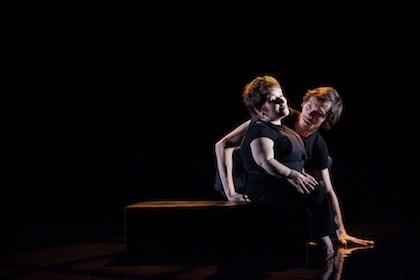Caroline Bowditch - dance artist & dance artist for change Scottish dance Theatre