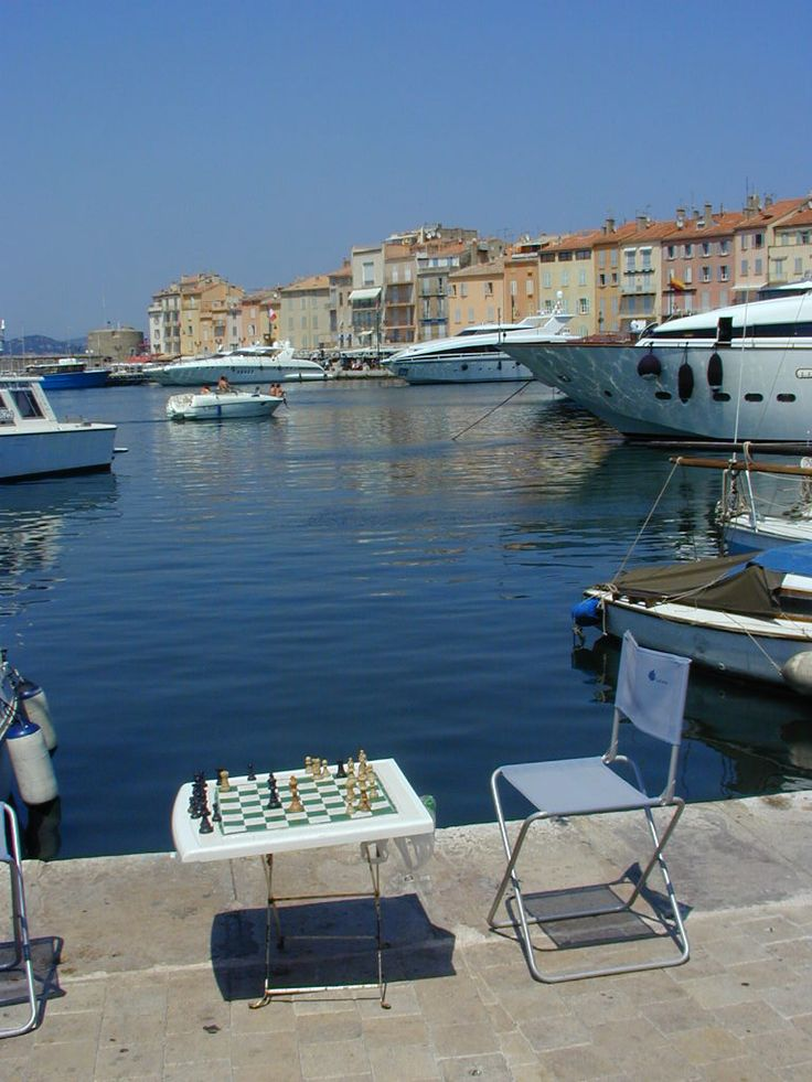 Hyeres 2001  St Tropez