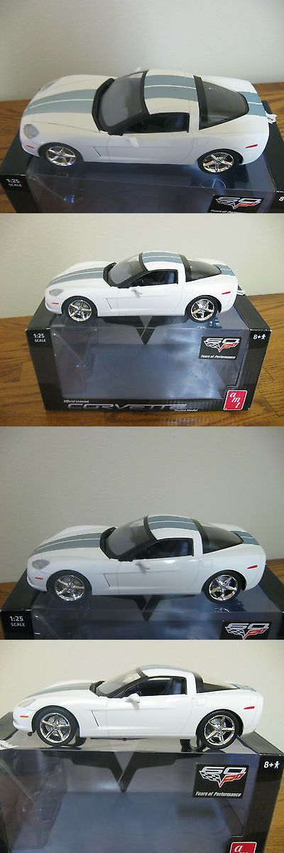 Promo 2592: 2013 Corvette Coupe 60Th Anniversary Promo Model Car Chevy Only 1500 Made Nib -> BUY IT NOW ONLY: $39.95 on eBay!