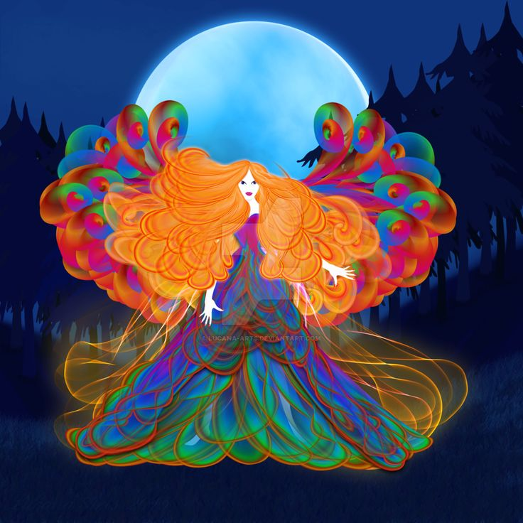 Peacock Princess Fairy by Lucana-Arts.deviantart.com on @DeviantArt