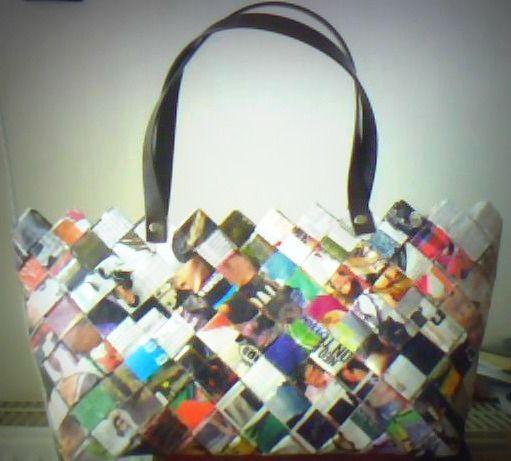magazine bag!
