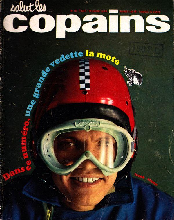 Frank Alamo - Salut Les Copains - Magazine n° 18 - Janvier 1964