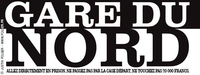 Monopoly © France Inter - 2014 / Justin Folger.