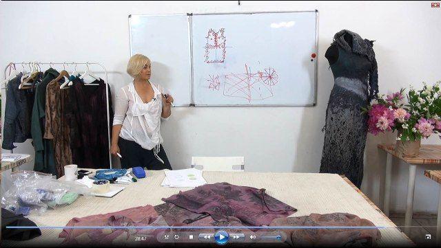 """Алена Селезнева. Видеосеминар """"Моделирование одежды"""" - Ярмарка Мастеров - ручная работа, handmade"""