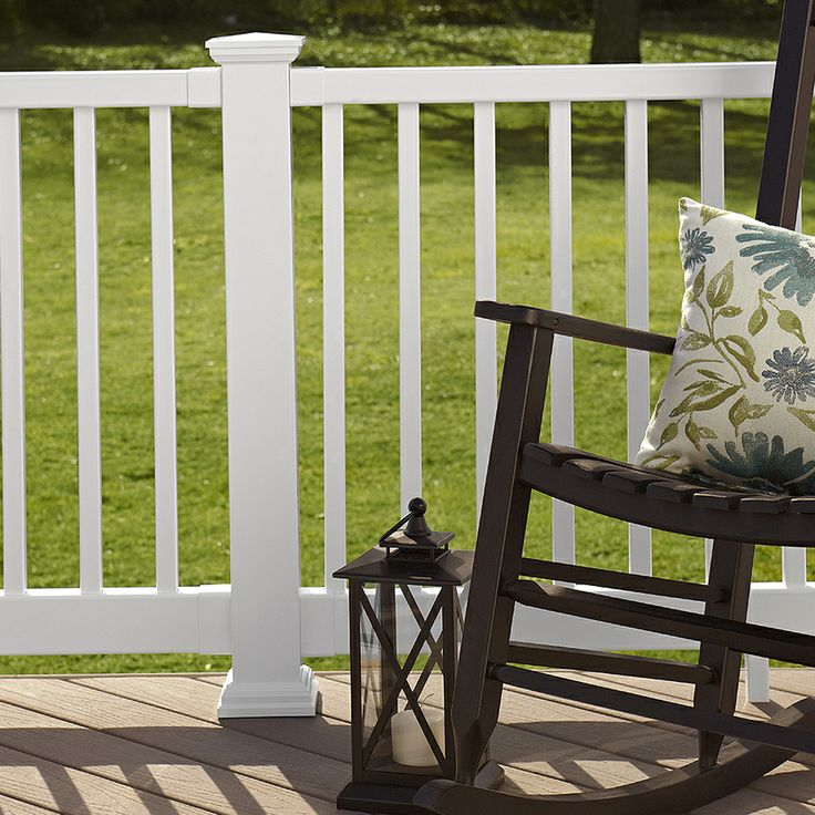 45 best Fiberon Railing images on Pinterest