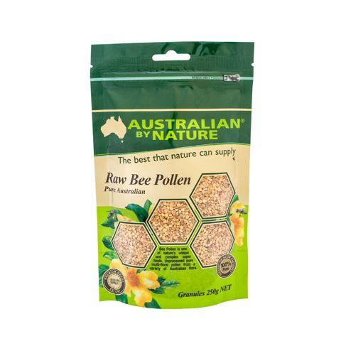 Bee Pollen Granules – Australian by Nature – 250g | Shop Australia