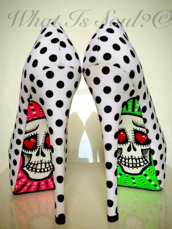 Best 25+ Skull heels ideas on Pinterest | Skull shoes ...